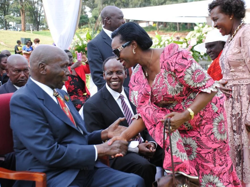 Daniel Moi's spokesman gives update on ex-president's health