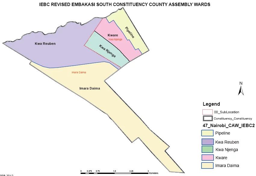 Nairobi Sub Counties Explained