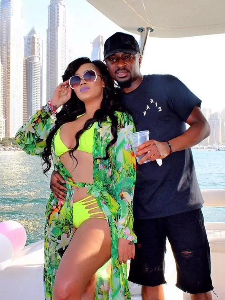 Watch Vera sidika receiving sensual loving from her rich mystery man