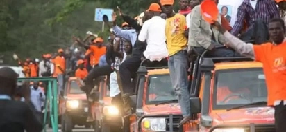 ODM Governor chased away like a stray dog by angry residents