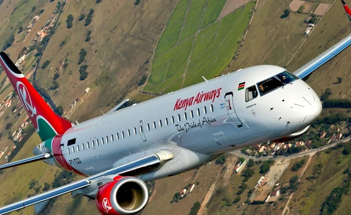 Panic as Kenya Airways plane develops mechanical problem mid-air