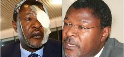 You can never be president, you only campaign in funerals-Wetangula attacked