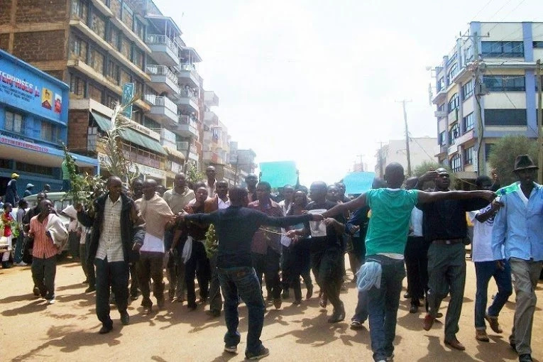 Police warn Kisumu residents against protesting before and after elections