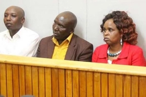 Ex-female MP collapses in Eldoret after harsh outcome in court
