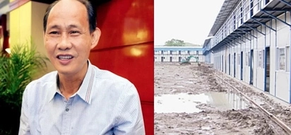 Salamat po sa tulong! Generous Chinese Billionaire funds two massive drug rehab centers