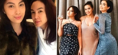 Artistahin din sila: These 10 stunning daughters of famous Pinoy celebrities are not in showbiz! Get to know them better!