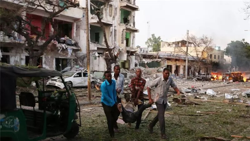 Al-Shabaab attack Somalia before Turkish president visit