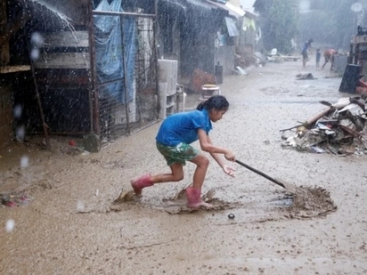 Heavy Rain leaves 5 DEAD and thousands displaced