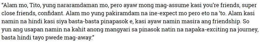 Angel Locsin on Neil Arce: 'Hindi rin po namin alam kung paano nagsimula ang lahat but we're happy'