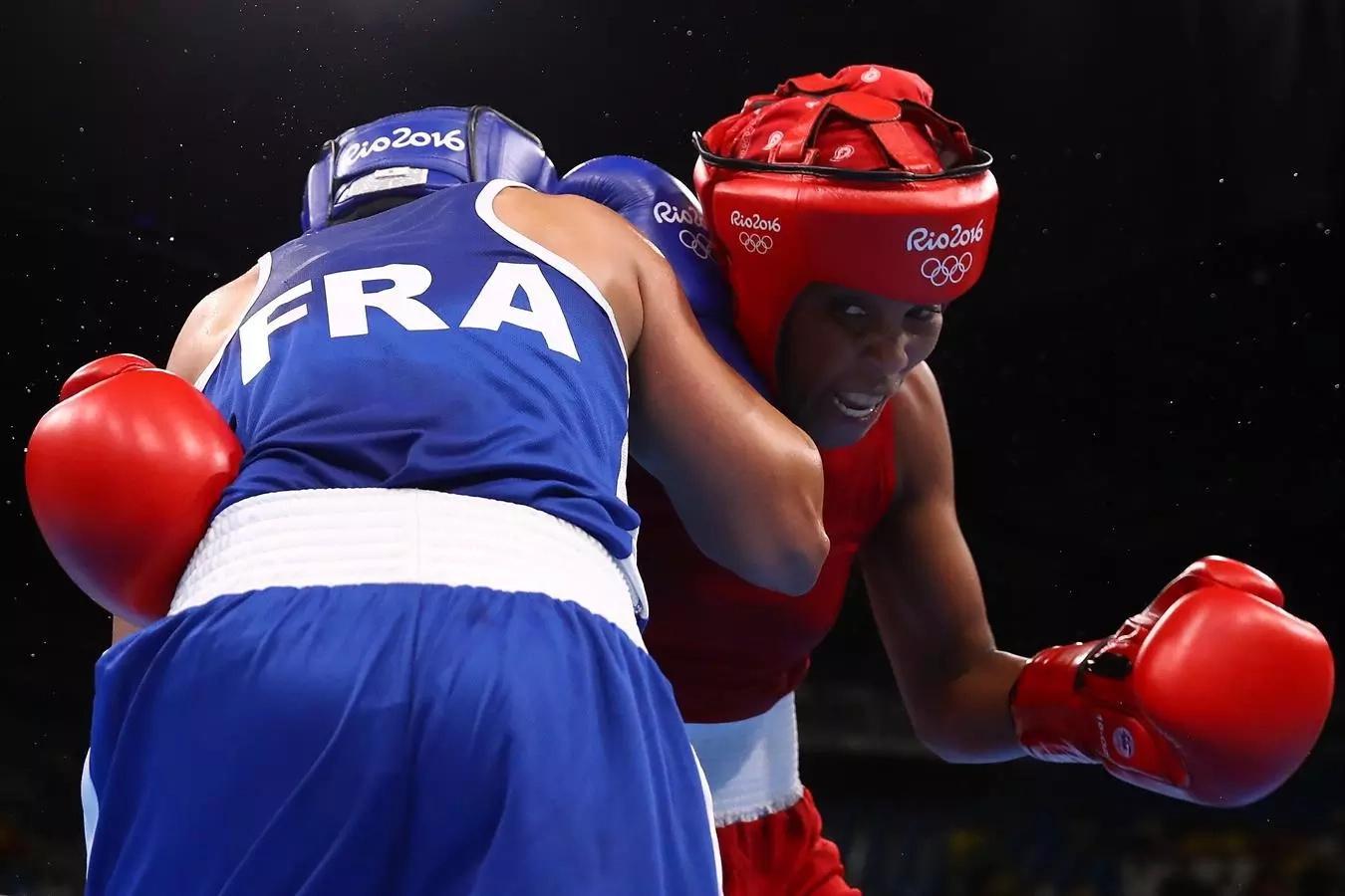 ¡Otra medalla para Colombia! Bronce en el boxeo olímpico