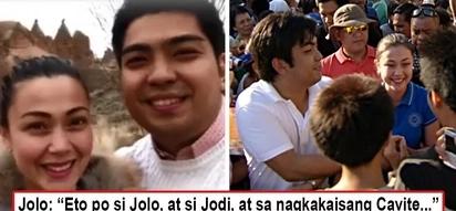 Ang agang pangangampanya ah! Jodi Sta. Maria and Jolo Revilla's 'Jolo Cares' New Year greeting earns ire of many netizens, 'Baka akala 2019 na'