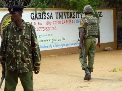 Father sues govt for son's death at Garissa attack