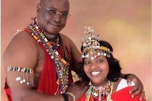 Mmoja wa walinzi wa Uhuru afunga ndoa MURWA ya kitamaduni (PICHA)