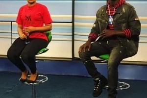 Vituko vyazidi kuwaandama wasanii Willy Paul na Size 8.Mara hii watakushangaza!