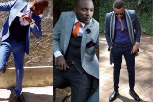 The six ridiculously fashionable, most stylish male musicians in Kenya (photos)