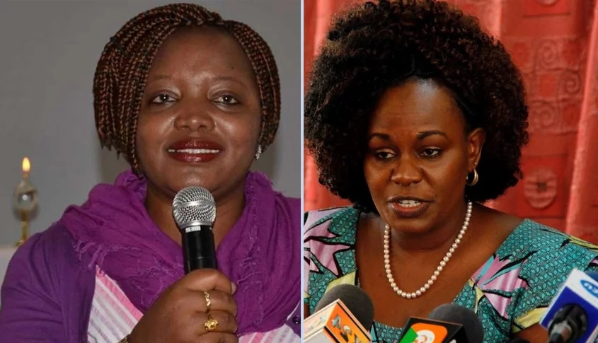 Nyeri Women Rep Priscilla Nyokabi defends herself