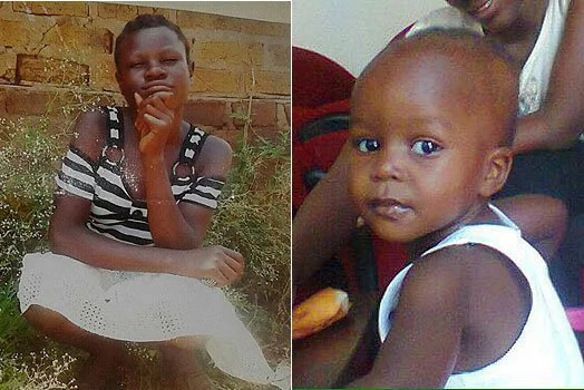 Househelp who stole a baby arrested at the Kenya-Uganda border with the toddler