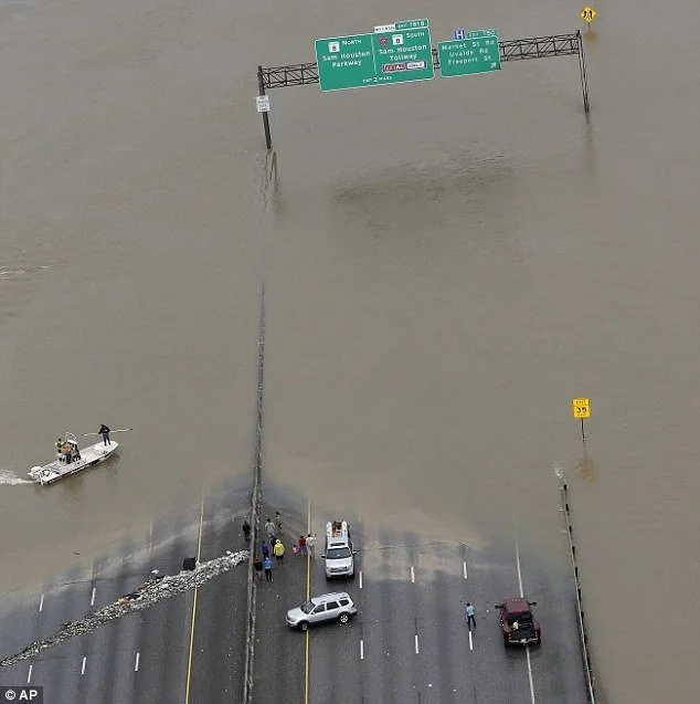 Devastating! Girl, 3, found clinging on mom's dead body after floods swept them
