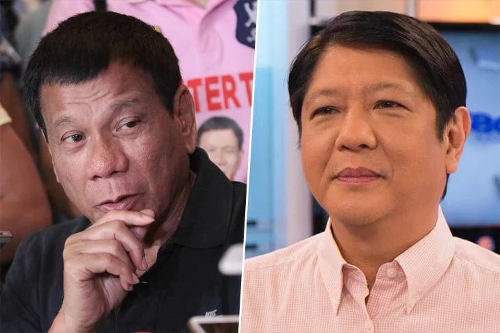 Marcos thanks Duterte for father's hero's burial