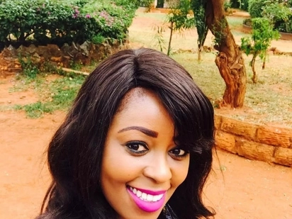 Is this the man warming TV screen siren Lilian Muli's bed?