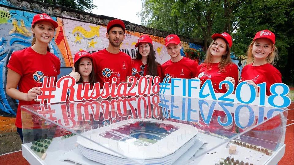 Sin visa para ir al Mundial de Rusia 2018