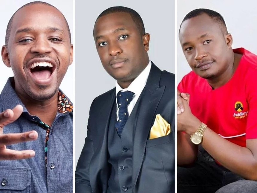 Jubilee used the police to rig in singer Jaguar- Steve Mbogo