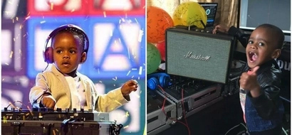 Meet 5-year-old African boy who could be the world's YOUNGEST DJ (photos, video)