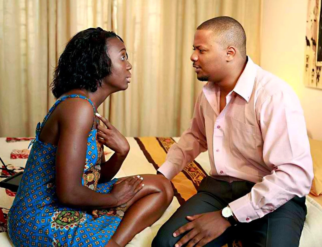 My ex-babydaddy tried to infect me with HIV, his girl saved me