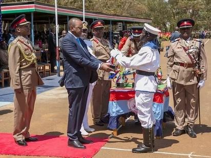 Uhuru Kenyatta congratulates KDF's tactics against Al-Shabaab