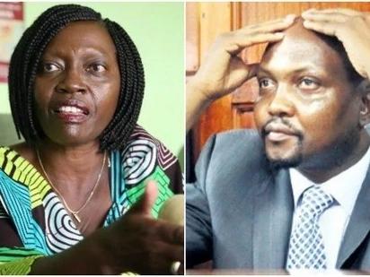 Fearless Martha Karua drags Moses Kuria to court again over defamation