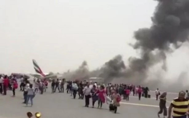 Hero Firefighter From The United Arab Emirates Saved Hundred Of Lives In Plane Crash