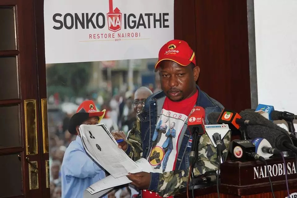 Jubilee and NASA supporters reveal why they will not vote for Sonko as Nairobi governor