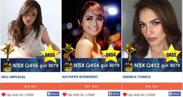 Iba ang galing ng Pinoy! Kapamilya and Kapuso pinoy artists nominated in Vietnam's 2017 Blue Star Awards