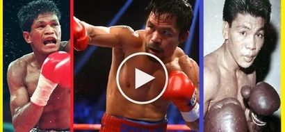 Mga tunay na astig: 8 Greatest Pinoy boxers who brought pride to the Philippines