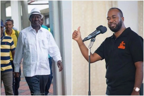 Raila gives ODM governors in coast an order that Joho has obeyed immediately