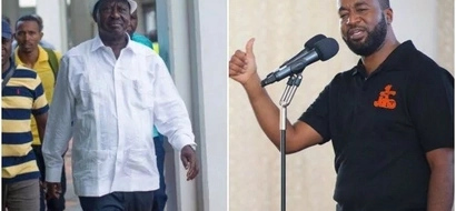 Raila Odinga FINALLY breaks his silence on Joho's fake KCSE certificate