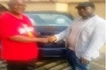 Poor man received a car from businessman after returning his lost bag of valuables