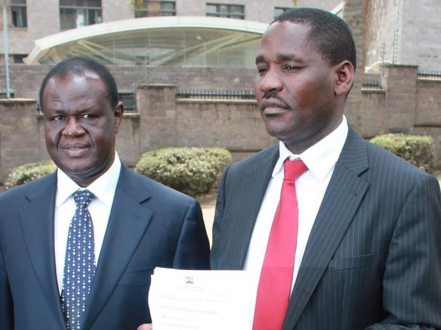 Governor ASKS Kenyans for money to fund his campaigns