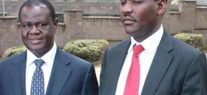 HOFU yazidi kumkumba gavana wa Jubilee baada ya bastola yake kutoweka