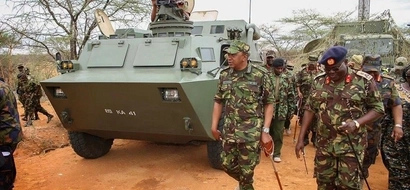 How Jubilee Is Turning Kenya Into Military State Through KDF Amendment Bill