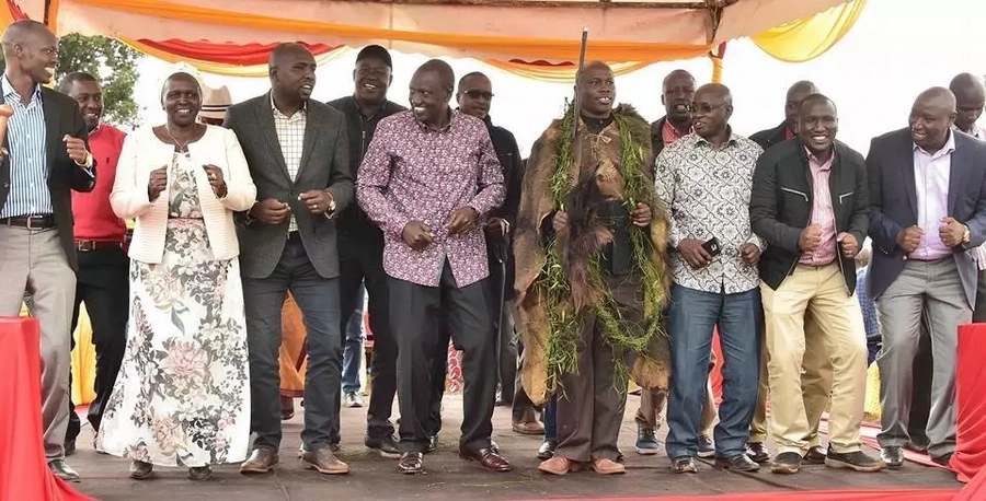 Farmers from Ruto's backyard say he's useless, quiet as government makes them poor