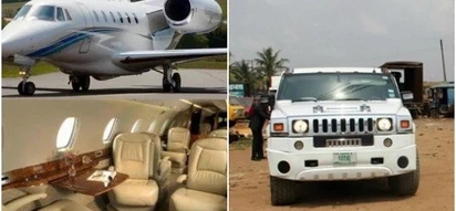 Yet another Pastor shows his financial might by getting this costly machine (PHOTOS)