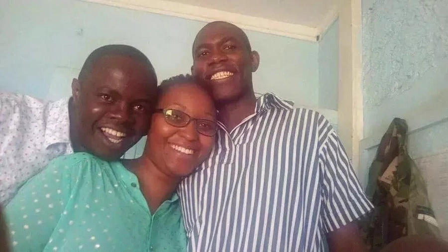 ODM MPs visit one of the jailed doctors in place then tell Uhuru Kenyatta this