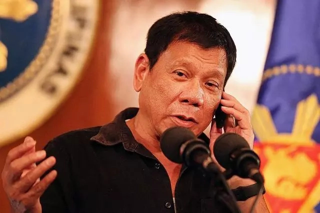 Duterte to confer with CHN gov't regarding war on drugs