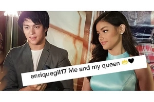 Find out the REAL reason why Enrique Gil really treats Liza Soberano as his queen!