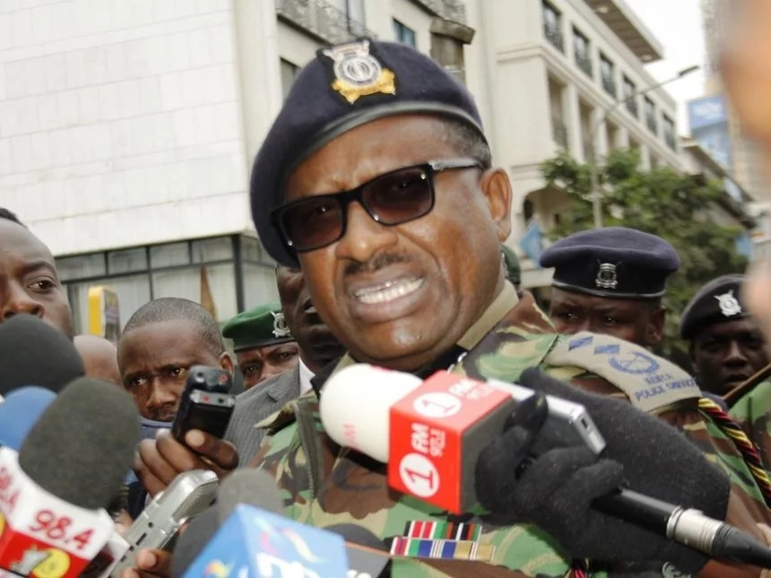 Kenya police dismiss report ranking them among worst in the world