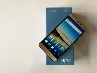 Infinix Note 3 specs and price in Kenya