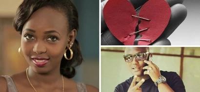 Sad: Popular celebrity couple break up nastily 11 months after a grand wedding