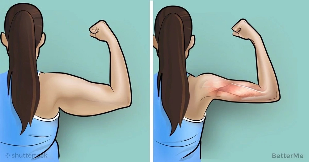 15 minutes strong and sculpted arms workout