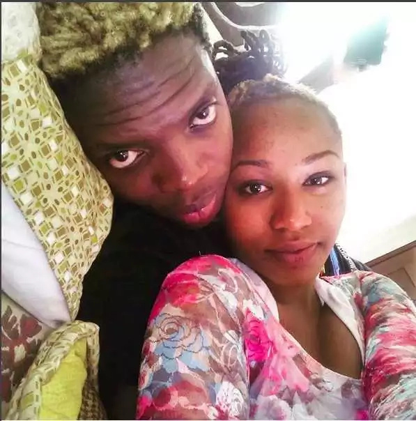 See the lady Fred Omondi dumped in order to date Willy Paul's ex-lover